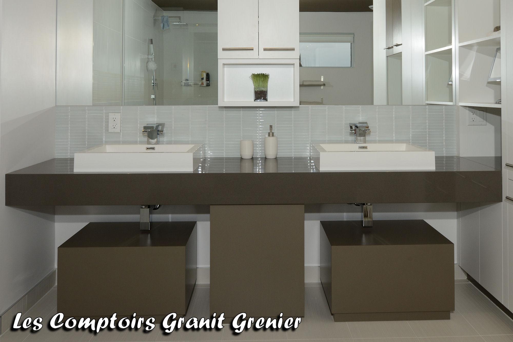 comptoir de granit et quartz r alisations de cuisines et