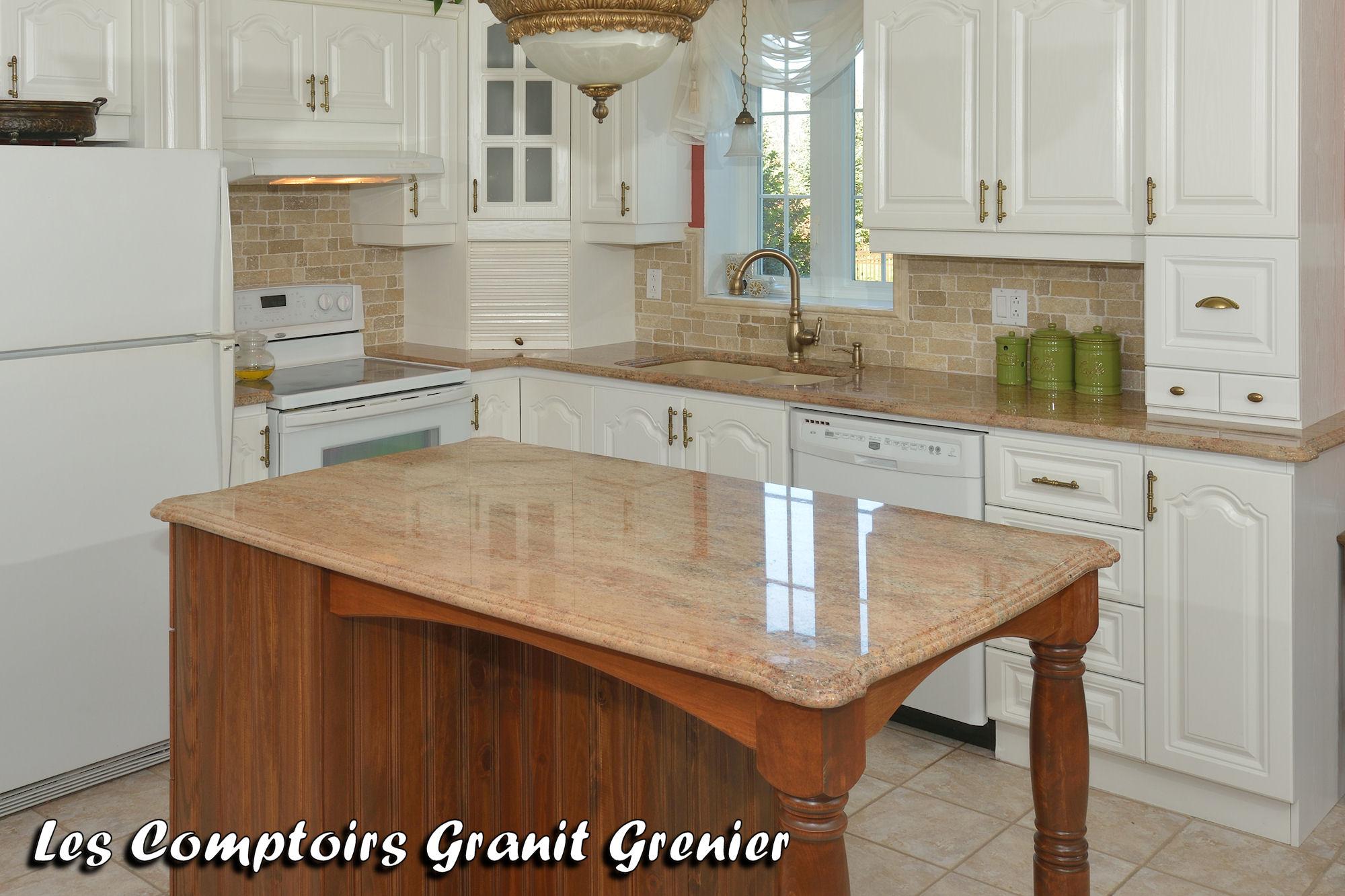 comptoir de granit et quartz r alisations de cuisines et vanit s. Black Bedroom Furniture Sets. Home Design Ideas